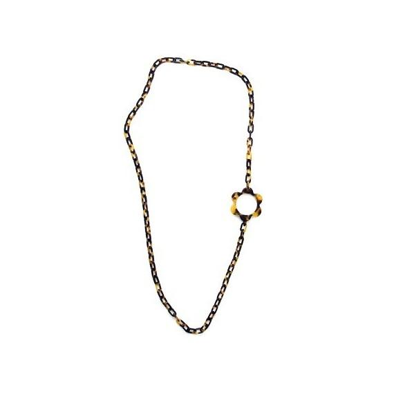 Tokyo Magniflying glass Acetate pendant