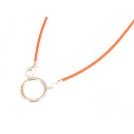 Pendentifs simple avec anneau argenté