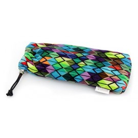 Colored pouch velvet cases