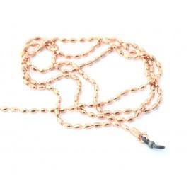 Olive métal chain