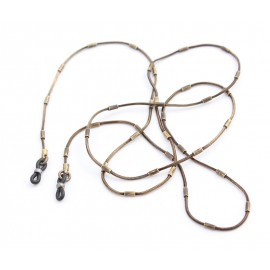 FANCY ROUND SNAKE METAL CHAIN