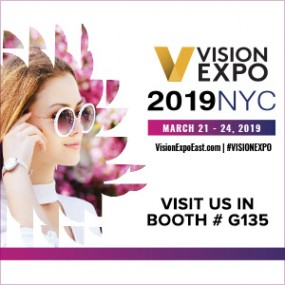 WE WILL PARTICIPATE AT VISION EXPO NEW YORK 2019 EXHIBITION